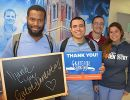Students grateful gator day